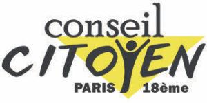 POSTULEZ AUX INSTANCES DU CONSEIL CITOYEN PARIS 18ème.
