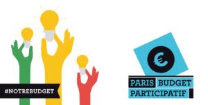 Participons au budget participatif.