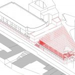 Projet de renouvellement urbain de la rue Boris Vian et de la rue de la Goutte d'Or