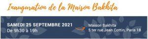 Read more about the article Inauguration de la Maison Bakhita, association œuvrant au bénéfice des migrants