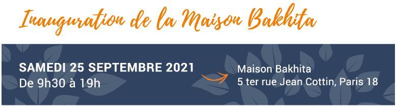 You are currently viewing Inauguration de la Maison Bakhita, association œuvrant au bénéfice des migrants